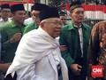Cak Imin Sebut Perjuangan Ma'ruf Amin Menyantrikan Indonesia