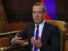 Rusia Sebut Sanksi AS 'Pernyataan Perang Ekonomi'!