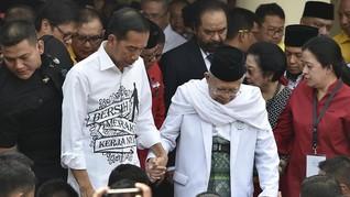 Koalisi Jokowi-Ma'ruf Incar Raup Suara 9 Provinsi
