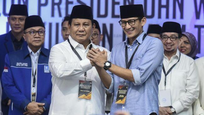 Kontroversi Perubahan Visi Misi Prabowo Jelang Debat Capres