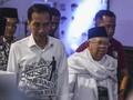 Quick Count Kompas 37,85 Persen Suara: Jokowi 55,37 Persen