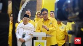Airlangga: Fadel Calon DPD, Tidak Bisa Lagi Bicara Golkar