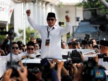 Prabowo: SDM RI Malknowledge, Kurang Protein