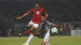 Timnas Indonesia Tanpa Winger Andalan di Piala Asia U-16