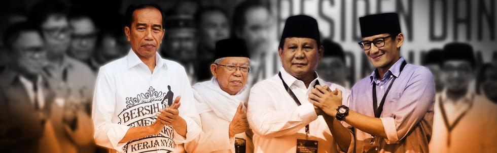 Jokowi Vs Prabowo Jilid 2