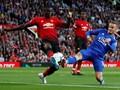 Babak I: Manchester United Ungguli Leicester City 1-0