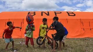 Kerugian Ekonomi Sementara Gempa Lombok Capai Rp5,04 Triliun