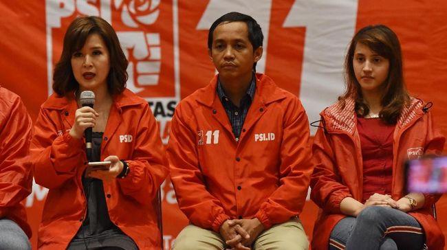 MK Tolak Gugatan PSI soal Citra Diri dalam Kampanye