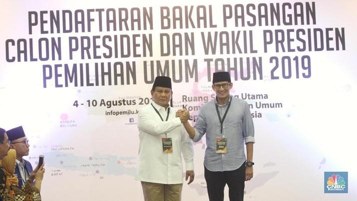 Rupiah Anjlok, Prabowo-Sandiaga Kritik Keras Jokowi-JK