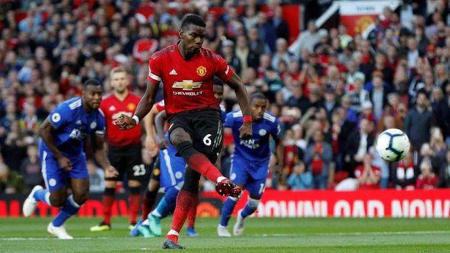 Manchester United Menang 2-1 di Laga Pembuka Liga Inggris