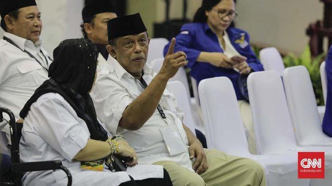 Prabowo Disebut Inginkan Djoko Santoso Jadi Ketua Timses