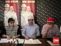 Adik Taufik Kiemas Deklarasi Dukungan ke Jokowi-Ma'ruf