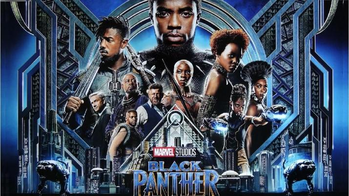 Wakanda Forever! Black Panther Berikan Beasiswa Rp3,5 M