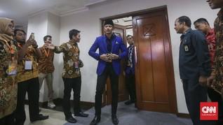 AHY Sebut SBY Walkout adalah Hak Demokratis