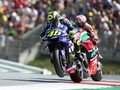 Rossi Puas Menyalip Banyak Pebalap di MotoGP Austria