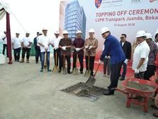 Gandeng Transpark, LSPR Bangun Kampus Ke-4 di Bekasi