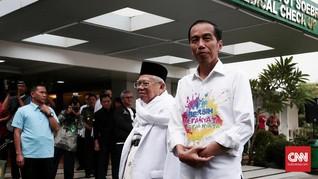 Jokowi Pastikan Tunjuk Langsung Ketua Tim Pemenangan Pilpres
