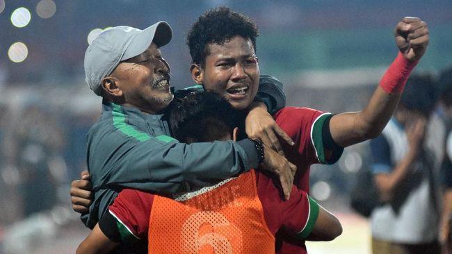 Fakhri Husaini: Kualitas Timnas Indonesia U-16 Setara Iran