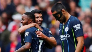 Guardiola Khawatir Kehilangan Raheem Sterling