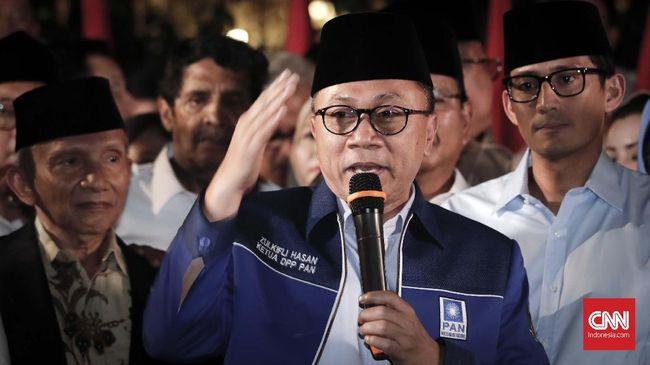 PAN Tepis Isu Soetrisno Bachir Dukung Jokowi-Ma'ruf