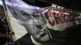 Warga Arab Israel Protes UU Israel Negara Yahudi