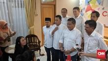 Jokowi Beri Arahan ke Sekjen Parpol Pendukung