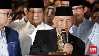 Amien Rais Sebut Jokowi Songsong Kehancurannya Sendiri