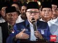 Zulhas: Jokowi Sudah Tahu Maksud Prabowo-Sandi Ingin Bertemu