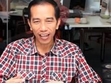 Kata Jokowi, Ibu Iriana Juga Hafal Mars Perindo!