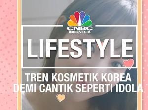 Tren Kosmetik Korea, Bisnis Mulus dengan Bonus Kulit Halus