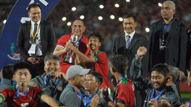 Edy Rahmayadi ke PSSI: Indonesia Bisa Lebih baik dari Belgia