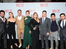 Dibintangi Iko Uwais, Film Mile 22 Masuk Box Office AS!