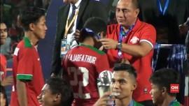 VIDEO: Ketum PSSI Janjikan Bonus untuk Timnas Indonesia U-16