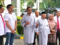 VIDEO: Jokowi dan Ma'ruf Baru Jalani Beberapa Tes Kesehatan