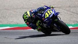 Rossi Mengaku Kalah Jauh dari Marquez, Lorenzo, dan Dovizioso