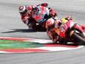 Lorenzo Berambisi Kalahkan Marquez di MotoGP 2019