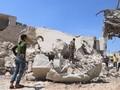 7 Orang Tewas dalam Serangan Udara di Idlib