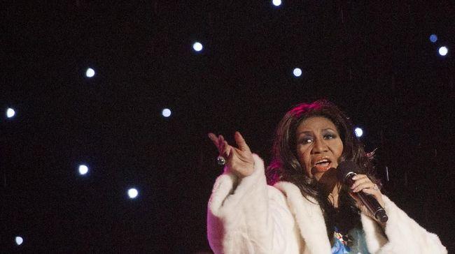 Penyanyi Legendaris Aretha Franklin Dimakamkan 31 Agustus