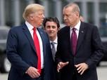 Erdogan & Trump Kompak 'Serang' Putin, Soal Apa?