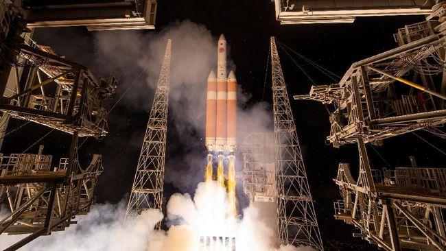 NASA NASA Luncurkan Parker Solar Probe Dekati Matahari