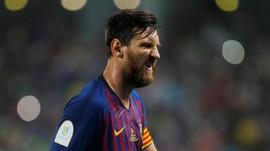 Jika Benar Niat, Inter Milan Dianggap Mampu Datangkan Messi