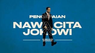 Pencapaian Nawa Cita Jokowi di Bidang Ekonomi