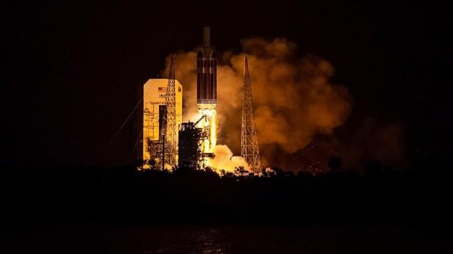 NASA mencatat nantinya Parker akan bergerak dengan kecepatan sekitar 692 ribu km/jam. (NASA/Bill Ingalls via REUTERS.)