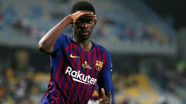 Iniesta: Jangan Bunuh Dembele Barcelona