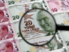 Ancaman AS Buat Lira Turki Lagi-lagi Melemah