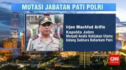 Rotasi Jabatan Perwira Tinggi Polri