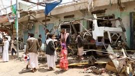Situasi Yaman Memburuk, Jokowi Tutup Sementara KBRI di Sana'a
