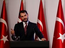 Krisis Lira Turki, Menkeu: Kami Tak Melihat Risiko Besar