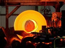 Cerita Bos Krakatau Steel Soal Aturan Impor yang Bikin Rugi