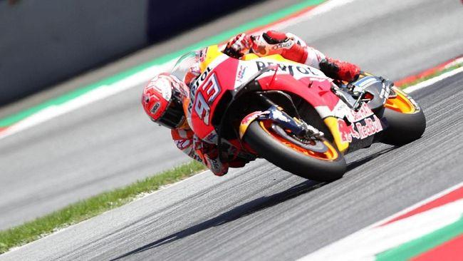 Pole Position MotoGP San Marino Tak Jamin Gelar Juara